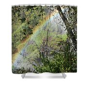 Beauty In The Rainforest Shower Curtain