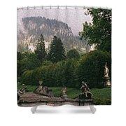 Bavaria Beauty Shower Curtain