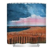 Bay Brewing Shower Curtain