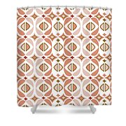 Baya Melba Shower Curtain