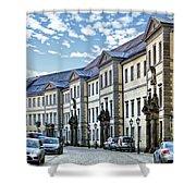 Bayreuth Street Scene Shower Curtain