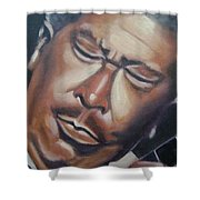 B.b. King Shower Curtain