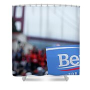 Be For Bern Shower Curtain