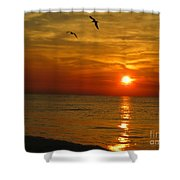 Be Free Shower Curtain