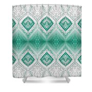 Be Generous Shower Curtain