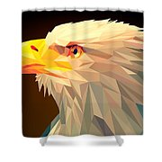 Be Stronger Shower Curtain