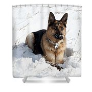 Be Vewy Vewy Quiet Shower Curtain