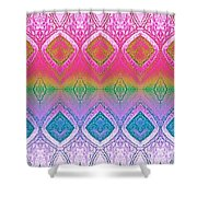 Be Whimsical  Shower Curtain