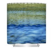 Beach And Sea Shower Curtain