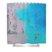 Beach Bliss Shower Curtain