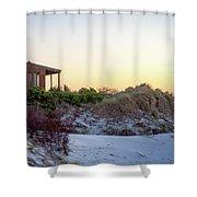 Beach House Shower Curtain