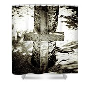Beach Memorial Extreme Shower Curtain