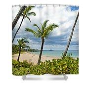 Beach On Maui 23 Shower Curtain