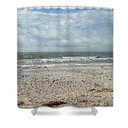 Beach Paradise Shower Curtain