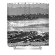 Beach People Shower Curtain