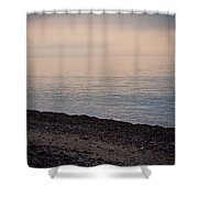 Beach Sunset Shower Curtain