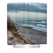 Beach Surrender Shower Curtain