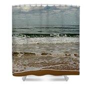 Beach Syd01 Shower Curtain