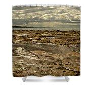 Beach Syd02 Shower Curtain