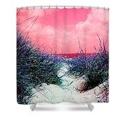 Beach Worx Shower Curtain