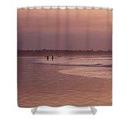 Beachcombers Shower Curtain