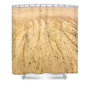 Beachin Day Shower Curtain