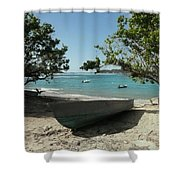 Beaching It Shower Curtain
