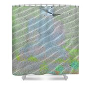Beachscape Tranquility Shower Curtain