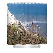 Beachy Head Sussex Shower Curtain