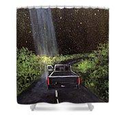 Beam Shower Curtain