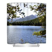 Bear Lake Rmnp Shower Curtain