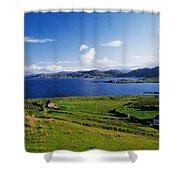 Beara Penninsula, Co Kerry, Ireland Shower Curtain