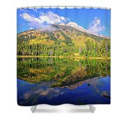 Bearpaw Morning Reflections Shower Curtain