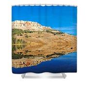 Beartooth Lake Shower Curtain