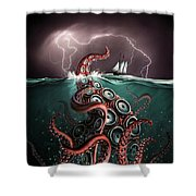Beast 2 Shower Curtain