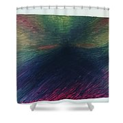 Beast #6 Shower Curtain