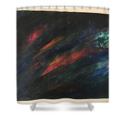 Beast #7 Shower Curtain