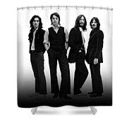 Beatles 1968 Shower Curtain