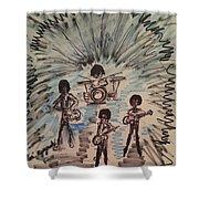 Beatles Shower Curtain