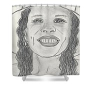 Beatriz Shower Curtain
