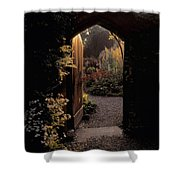 Beaulieu House & Gardens, Co Louth Shower Curtain