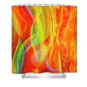 Beauties 2 Shower Curtain