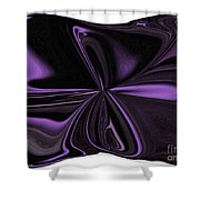 Beautiful Abstract Throw Pillow Shower Curtain