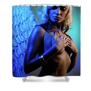 Beautiful Angel Shower Curtain