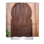 Beautiful Arched Doors Shower Curtain