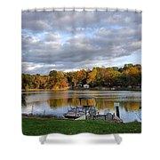 Beautiful Autumnv3 Shower Curtain
