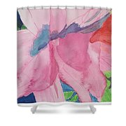 Beautiful Azalea Shower Curtain