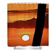 Beautiful Baja Shower Curtain