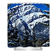 Beautiful Banff Shower Curtain