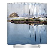 Beautiful Bay Shower Curtain